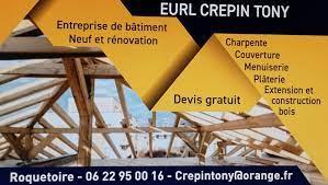 Logo Crepin Tony
