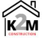 Logo K2M construction