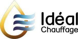Logo idéal chauffage